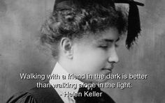 Helen Keller: In Helen Keller graduated from Radcliffe College. While in college, she began writing her memoir, The Story of My Life. Hipster Baby Names, Cool Baby Names, Helen Keller Biography, About Helen Keller, Robinson Jeffers, Helen Keller Quotes, Disabled People, Abc News, Olinda
