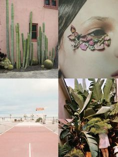 Sweet Tropicana: Weekend Mood Board Inspiration - Eclectic Trends