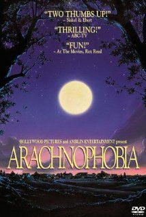 This movie is not for persons who suffer from actual arachnophobia.  You might die from fear.  I hate spiders, but I loved this movie!!  :)