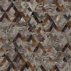 Quilt design possibility: Inspired by parquetry, natural textures and fibers are inlaid within geometric compositions creating intricate, layered imagery in our recent artwork designed for the exhibit, Collision.