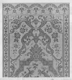 Gallery.ru / Фото #37 - 37 - ergoxeiro Crochet Stitches Chart, Graph Crochet, Filet Crochet Charts, Crochet Diagram, Crochet Table Runner, Crochet Tablecloth, Crochet Doilies, Cross Stitch Bird, Cross Stitch Embroidery