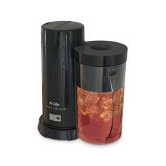 Coffee 2 Quart Black Iced Tea & Iced Coffee Maker, 1 Each, Multi-Color Iced Tea Brewer, Iced Coffee Maker, Coffee Tasting, Coffee Coffee, Coffee Shop, Making Iced Tea, Tea Cafe, How To Make Coffee, Coffee Branding