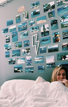 Wohnheim Raumdekoration Ideen 00036 Schlafsaal architecture and room decor Dorm Room Decor Ideas architecture decor Ideen Raumdekoration room Schlafsaal Wohnheim Cute Room Ideas, Cute Room Decor, Teen Room Decor, Room Ideas Bedroom, Bedroom Themes, Bedroom Inspo, Bedrooms, Bedroom Decor, Bedroom Beach