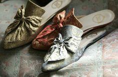 Brocade chaussons http://store.leschaussonsdelabelle.com