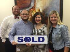 Congratulations to the wonderful Reid family!! We hope you enjoy your beautiful new home! Courtesy of www.BethMcGeorge.com #handshakesandhugs