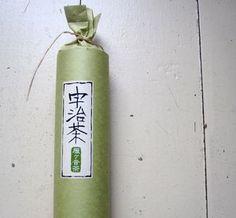japanese tea packaging