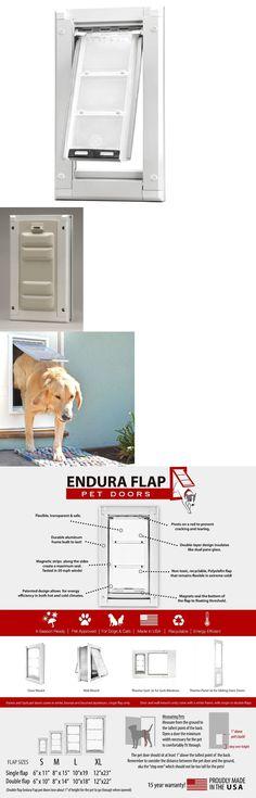 Doors And Flaps 116379 Petsafe Ppa11 10916 Wall Entry Aluminum Pet