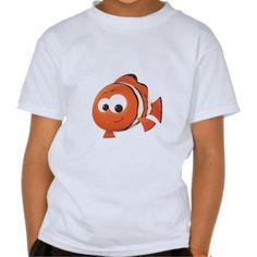 zazzle_clownfish.ai shirts. Artwork designed by smallZOO