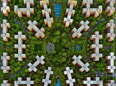 New York from the air: Jeffrey Milstein's bird's-eye view – in pictures    Stuyvesant Town