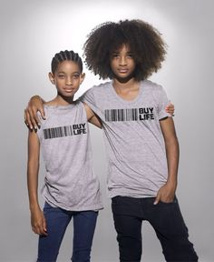 Art Jaden and Willow Smith people-i-admire