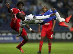 :.: Jackson volta a fugir na luta dos goleadores - FC Porto - Jornal Record :.: