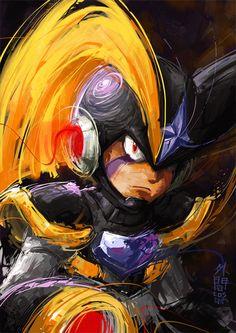 """Mega Man """"Family"""" by Duhokama"""