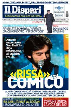 #IlDispari quotidiano - copertina del 18 gennaio 2014
