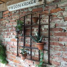 Hagen på Kjos Outdoor Structures, Plants, Plant, Planets