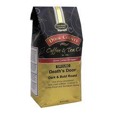Coffee Crafts, Door County, Toasted Pecans, Dark Roast, Irish Cream, Creme Brulee, Coffee Cake, Coffee Drinks, Colombia
