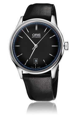Oris John Coltrane Limited Edition 01 733 7681 4084-Set LS  As cool as it gets The latest addition to the Oris series of Jazz watches is dedicated to one of the greatest saxophonists of all time: John Coltrane. Presented in a case inspired by an Oris design of the 1950ies this watch is as stylish as John Coltrane's music.