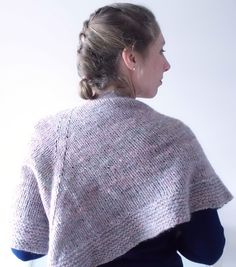 Ravelry: The Easy Going Shawl pattern by Susanne Visch