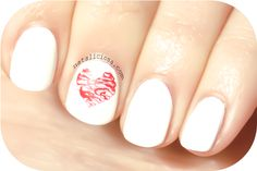 One love Nail Art