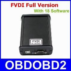 Newest Fvdi Full Version (Including 18 Software) Fvdi Abrites Abrites Commander Without Limited Fvdi Diagnostic Scanner Dhl Free Key Programmer, Software, Free, Tools, Bag, Instruments, Bags