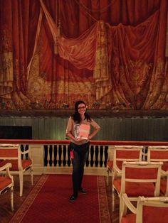 At the Mariinsky in St. Petersburg Russia. #capeziostudio2street