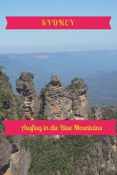 In der Nähe von Sydney befinden sich die Blue Mountains. Ein Ausflug lohnt sich immer in diesen Nationalpark in Australien