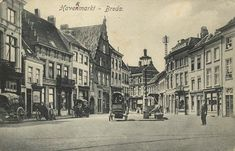 Breda Breda Havermarkt in 1916