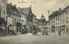 Breda Breda Havermarkt in 1916
