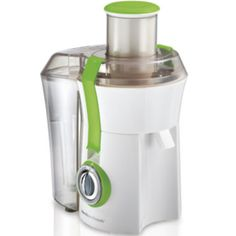 Hamilton Beach® Big Mouth Juice Extractor  found at @JCPenney  Can't wait to try this out! Read the reviews, researched many brands and with all the options out there, it can be pretty pricey. Since I'm new to this, I want to make sure I'm using it regularly before I was to spend more $! Can't wait!