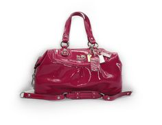 red coach purses | ... Red Leather Luggage Bag heels | Coach Purses Outlet, Coach Handbags