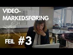 I denne videoserien går jeg gjennom 5 av de mest vanlige feilene bedriftseiere gjør når de markedsfører med video, og hva man kan gjøre med det. Her har du videomarkedsføring feil #3, som er: Være kjedelig på video! Youtube, Youtubers, Youtube Movies