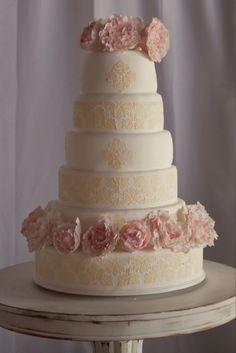 La Magnifica Torta de Bodas, obra de Moira Patissiere