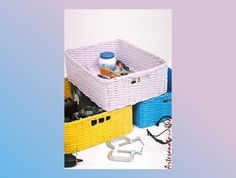 Veja como fazer um artesanato reciclado de uma forma bem fácil! Saiba como criar um item bem legal
