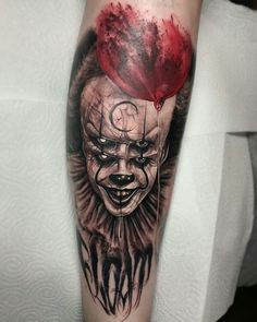 Pennywise by Anrijs Straume (@ anrijsstraume)