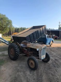 Ford Tractors, Outdoor Furniture Sets, Outdoor Decor, Monster Trucks, Home Decor, Decoration Home, Room Decor, Home Interior Design, Home Decoration