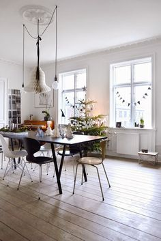 christmas dining place