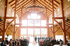Silver & Lace vintage barn wedding.  photo by The Tarnos,
