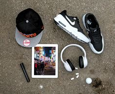 We gonna rock! Air Max 1, Hiphop, Rap, Streetwear, Adidas Sneakers, Music, Shoes, Style, Fashion
