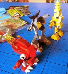 The Brick Castle: LEGO Mixels - Proper Pocket Money Toys Preview and Review