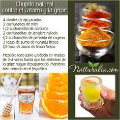 66779987445 Remedio natural para el catarro y la gripe
