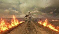 Still from 'Preacher' promo