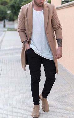 Modern urban look // mens fashion // urban men // city style // city boys //