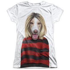 Junior Pets Rock/Grunge T Shirt