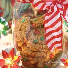 Gooseberry Patch Recipes: Mom's Monster Cookies from Country Baking Cookbook-make 12 dozen