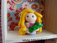 Rapunzel Fimo Princess Disney