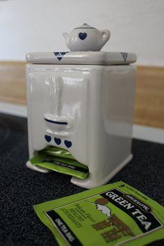 ultra-precious tea bag dispenser!