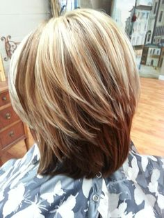 how to ask for haircut layered bob hair i done 1909