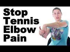 7 Best Tennis Elbow Pain Relief Treatments (Lateral Epicondylitis) - Ask Doctor Jo Yoga For Arthritis, Arthritis Diet, Rheumatoid Arthritis Treatment, Arthritis Pain Relief, Types Of Arthritis, Arthritis In Elbow, Tennis Elbow Relief, Tennis Elbow Brace, Tennis Elbow Cure