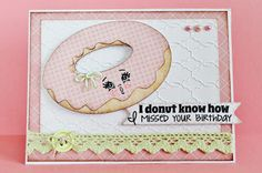 Peachy Keen Stamps Challenge