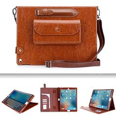 iPad Pro Case , FYY Luxurious Genuine Leather Case All-Powerful Cover for iPad Pro 12.9 (2015) Light Brown (with exquisite stylus for free) FYY http://www.amazon.com/dp/B016A3BKI6/ref=cm_sw_r_pi_dp_xtQcxb0EHHCVQ