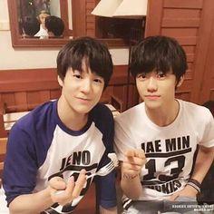 Jeno & Jaemin